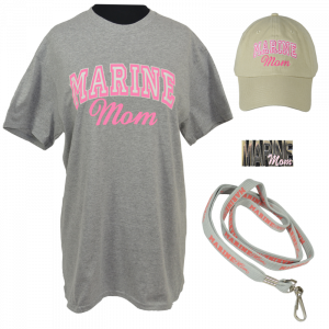 Marine Mom Gift Set-0