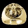 Carroll Collection® 10K Gold EGA Ring-0