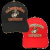 """""""US Marine Corps Veteran"""" Baseball Cap-0"""