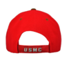 """US Marine Corps Veteran"" Baseball Cap - RED-149200"