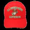 """""""US Marine Corps Veteran"""" Baseball Cap-150758"""