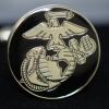 Black USMC Cufflinks & Tie Tack Set-151251