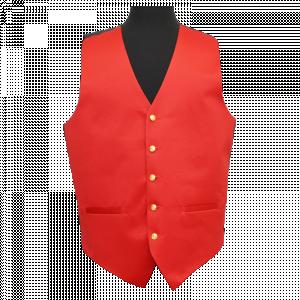 Red Tuxedo Vest - Civilian-0