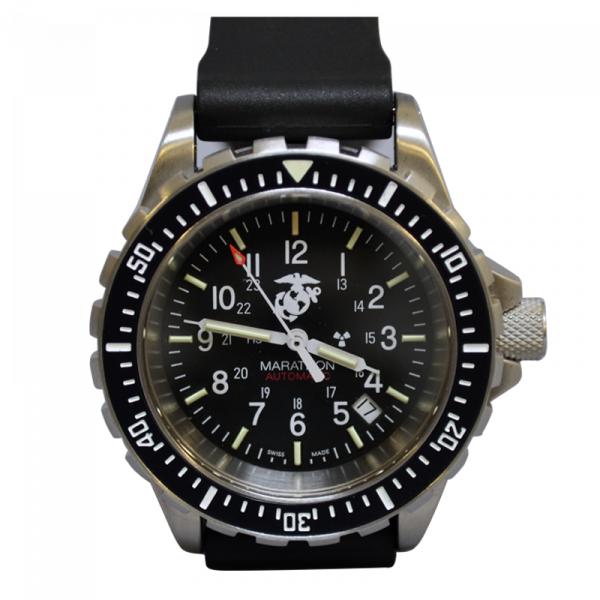 Diver's Automatic Wrist Watch with EGA-0