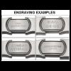 Men's Stainless Steel Bracelet with 14KT Gold EGA-151874