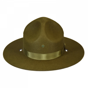 Campaign Cover for Drill Instructor - 7 5/8-0
