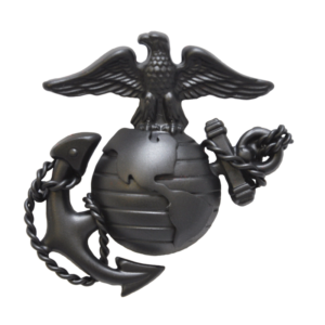 Officer Garrison Cap Ornament-0