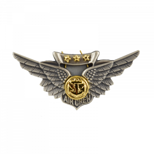 Marine Combat Aircrew Wings - Regulation, Subdued-0