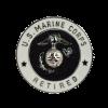 30 Years of Service USMC Retired Lapel Pin-0