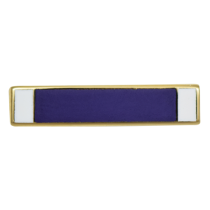 Purple Heart Ribbon Lapel Pin-0