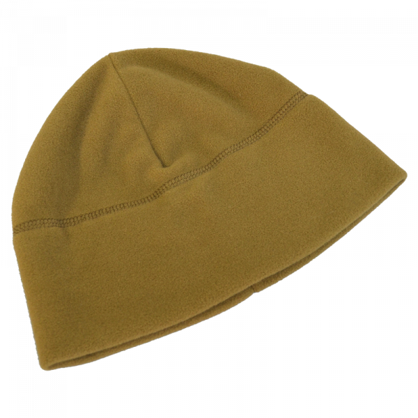 Coyote Brown PT Polarfleece Cap-0