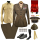 USMC Male Officer Service Commissioning Uniform Package