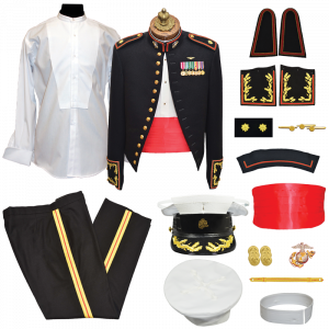 Male Officer Evening Dress Uniform-0