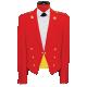 Marine Corps League Female Evening Dress Jacket-0