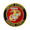 USMC Emblem Blazer Patch-0