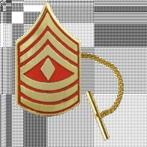 First Sergeant Tie Tack-0