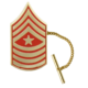 Sergeant Major Tie Tack-0