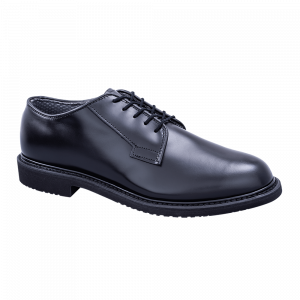 Bates® Lites Black Leather Oxford - Men - 10.5REGULAR-0