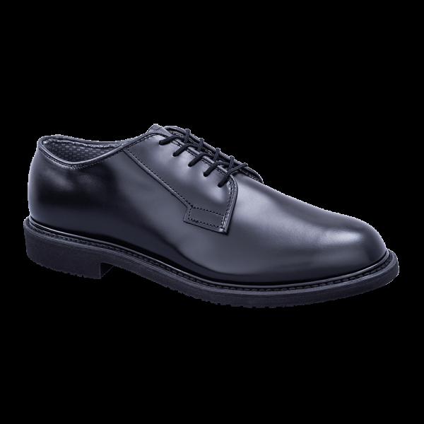 Bates® Lites Black Leather Oxford - Men - 10.5REGULAR-0