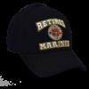 Retired USMC Black Hat-155538
