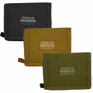 RAPDOM Tactical Trifold Wallet-0