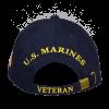 "Blue ""USMC Veteran"" Cap-158157"