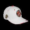 White Hat with USMC Emblem & EGA-158358