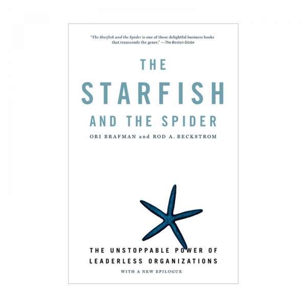 The Starfish and the Spider (PB)-0