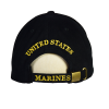 """Once a Marine"" Black Baseball Cap-159195"