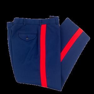 Officer Heavyweight Dress Blue Trousers - 41LONG-0