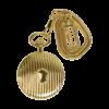 EGA Gold Pocket Watch-160225