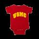 Red USMC Onesie-0