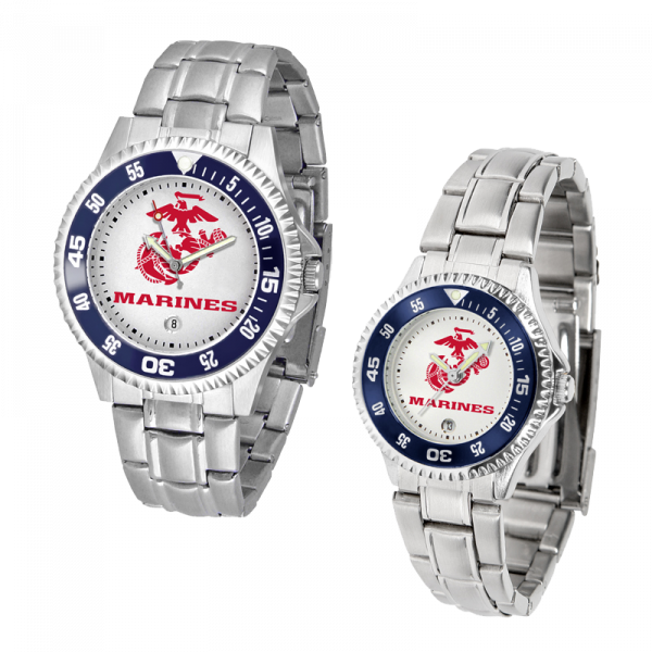 Competitor Watch with Steel Band-0