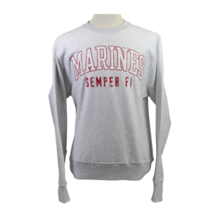 Champion® Reverse Weave Crewneck Sweatshirt-0
