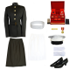 USMC Female Officer Blue Dress Uniform Complete Package