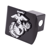 Black Hitch Cover with EGA-0