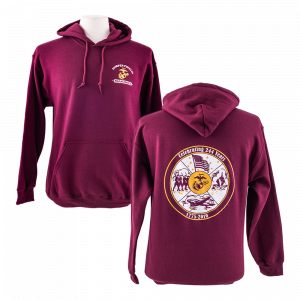 244th Birthday Ball Hoodie-0